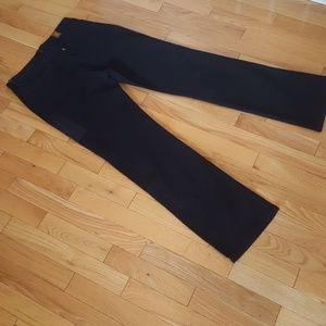 Black Wrangler Jeans - 10